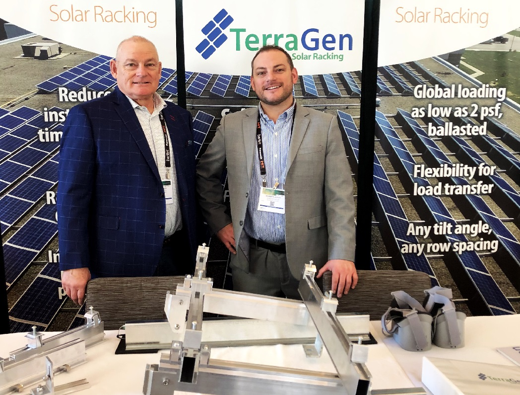 TerraGen Exhibits at Solar & Storage Northeast