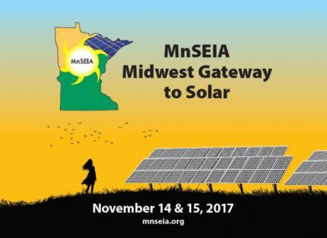TerraGen is Exhibiting at MnSEIA