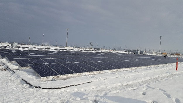 Another 600 kWp project utilizing the TerraGen TGR mounting system.